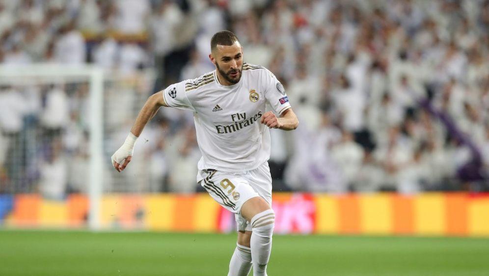 Benzemas Treffer reichte Real Madrid nicht - Bildquelle: PIXATHLONPIXATHLONSID