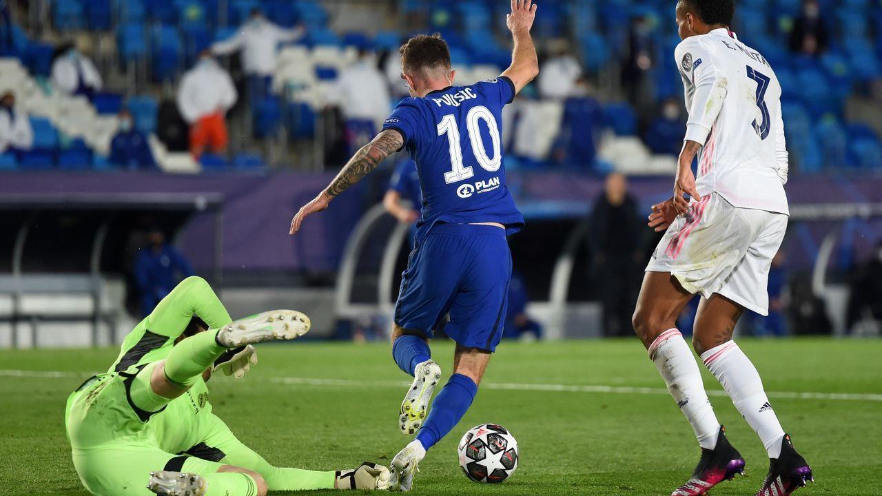Platz zwei: FC Chelsea - Bildquelle: 2021 Getty Images