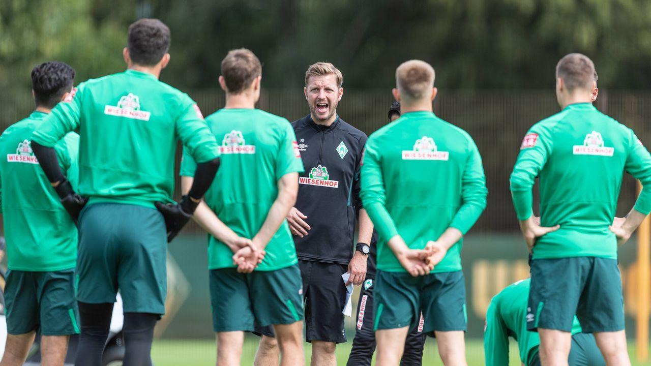Platz 4: SV Werder Bremen - Bildquelle: imago images / Nordphoto