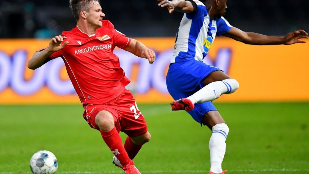 Parensen (l.) verstärkt die sportliche Leitung von Union - Bildquelle: AFPPOOLSIDSTUART FRANKLIN