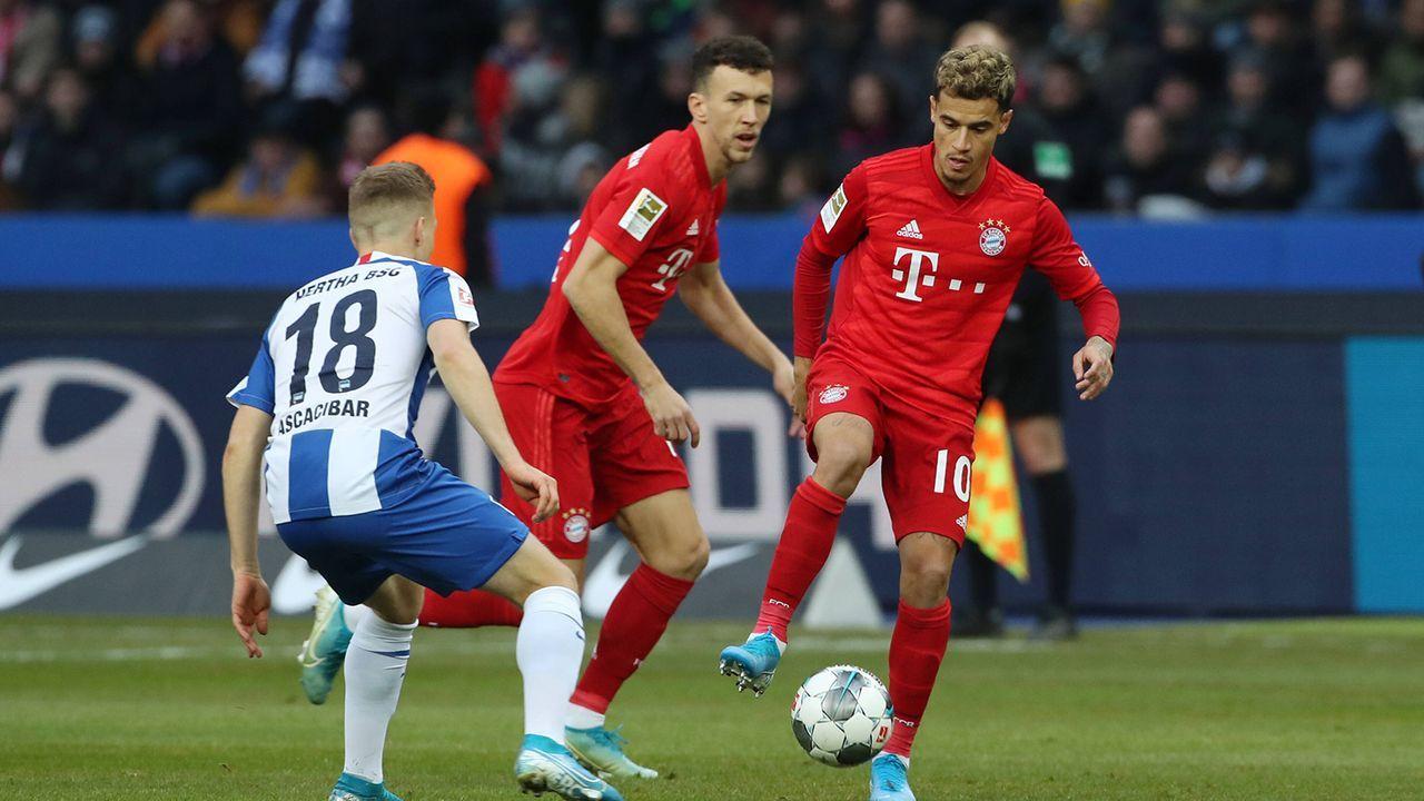 Auslaufende Verträge: FC Bayern - Bildquelle: Imago