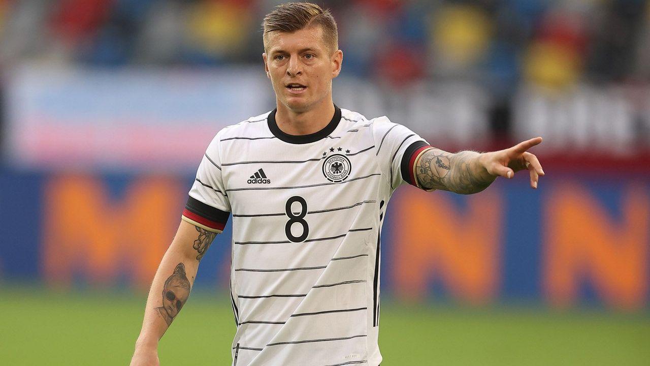 Mittelfeld: Toni Kroos - Bildquelle: Getty Images