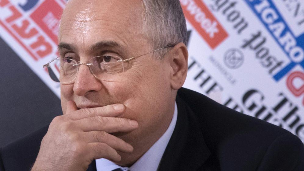 Claudio Lotito wurde zu Manipulationsverdacht befragt - Bildquelle: AFPSIDTIZIANA FABI