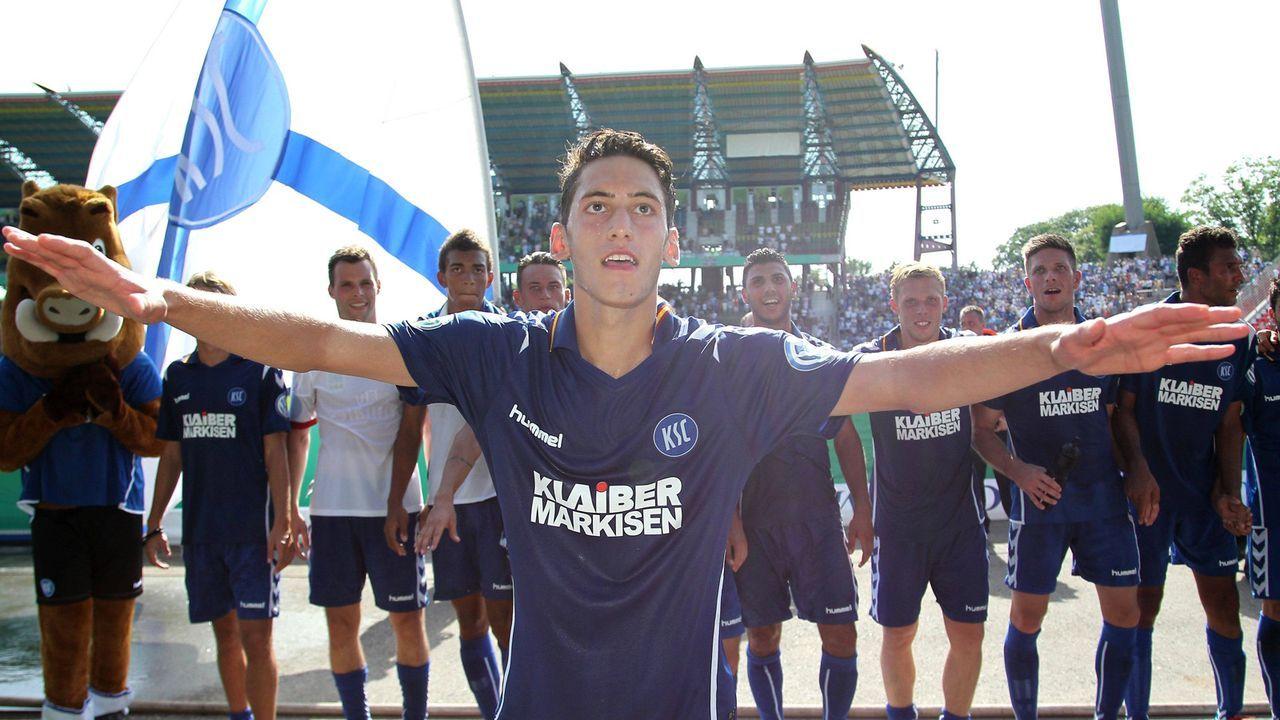 Mittelfeldspieler: Hakan Calhanoglu - Bildquelle: imago sportfotodienst