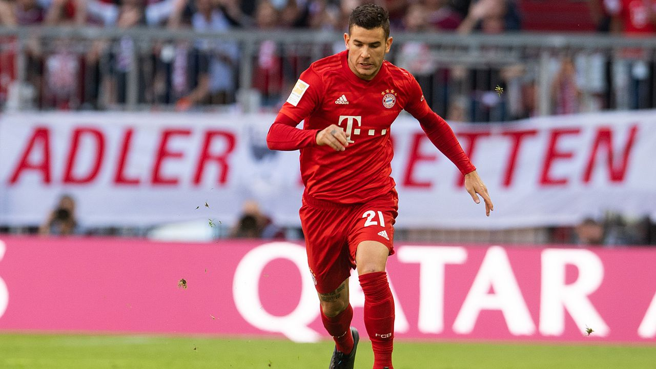 Lucas Hernandez (Bayern München) - Bildquelle: imago
