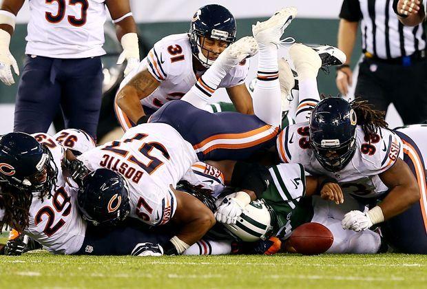 New York Jets - Chicago Bears 19:27 - Bildquelle: getty