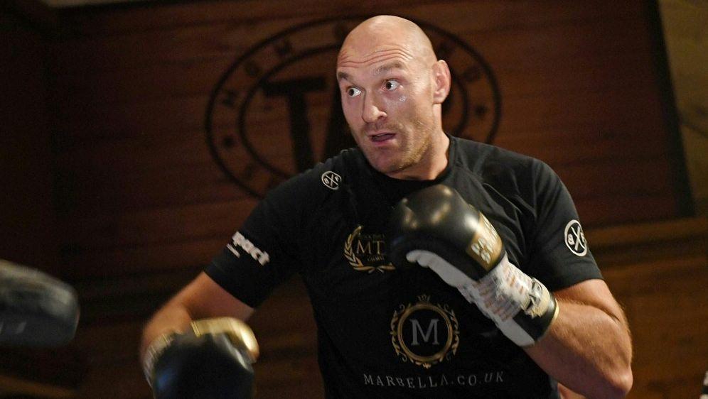 Tyson Fury steigt im September wieder in den Ring - Bildquelle: AFPGETTY SIDEthan Miller