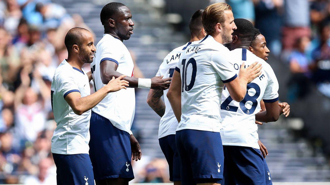 Tottenham Hotspur  - Bildquelle: imago images / Sportimage
