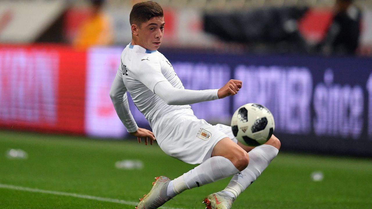 Federico Valverde (Uruguay) - Bildquelle: 2018 Getty Images