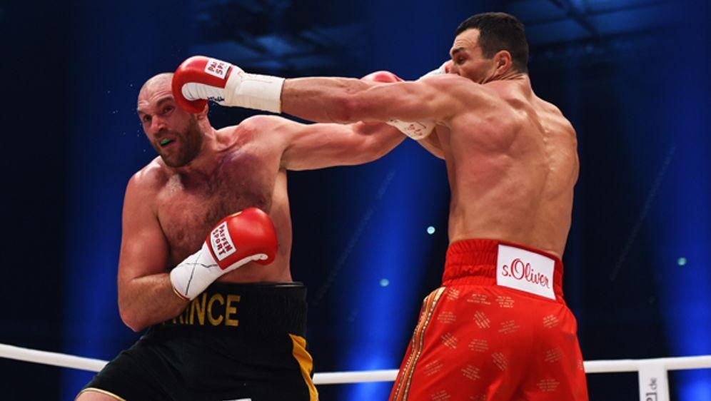 Klitschko Vs Fury Rückkampf