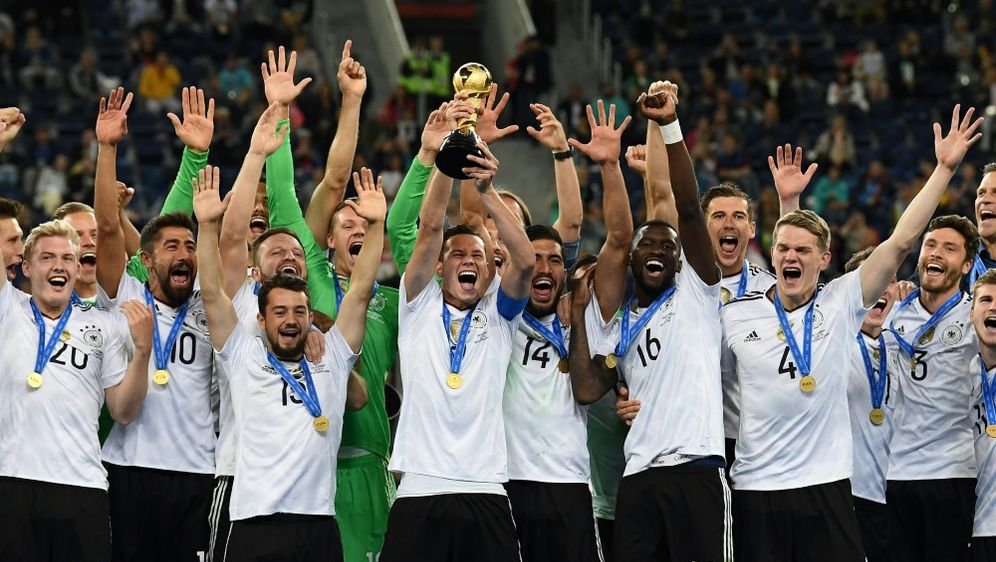 Sieger Confed Cup