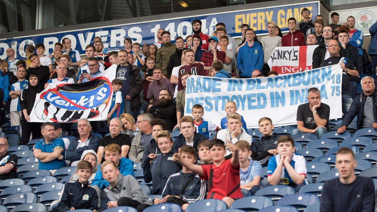 Blackburn Rovers: Der Absturz des Premier-League-Meisters - Bildquelle: imago