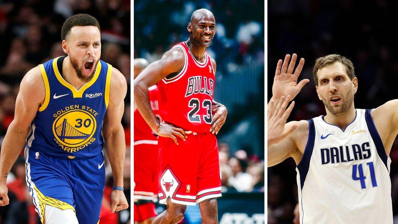 Die Franchise-Topscorer der NBA - Bildquelle: imago