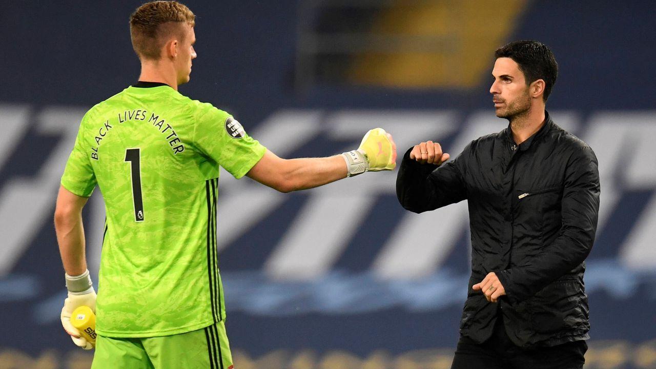 Bernd Leno (FC Arsenal) - Bildquelle: imago images/PA Images