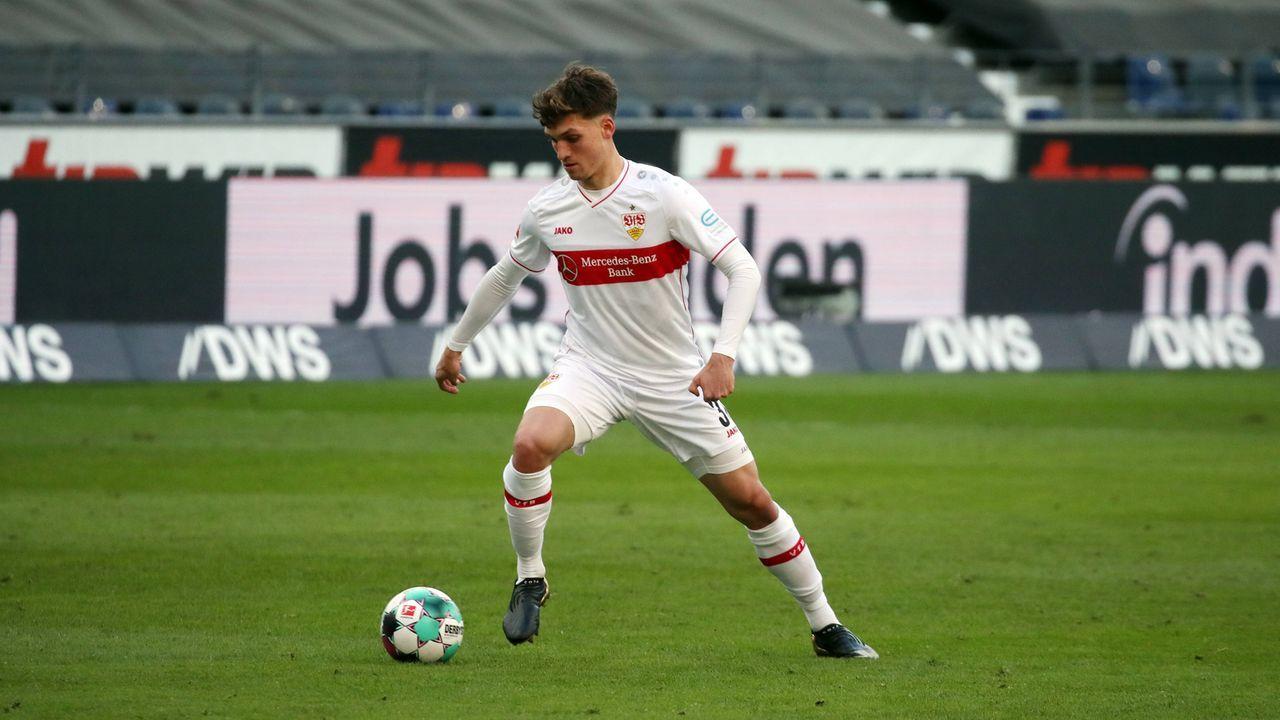 Mateo Klimowicz (Mittelfeld/VfB Stuttgart) - Bildquelle: imago images/Sportfoto Rudel