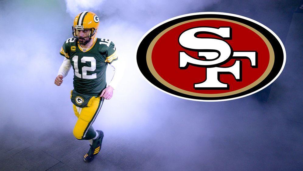 Die San Francisco 49ers haben Interesse an Aaron Rodgers signalisiert - Bildquelle: imago images/UPI Photo