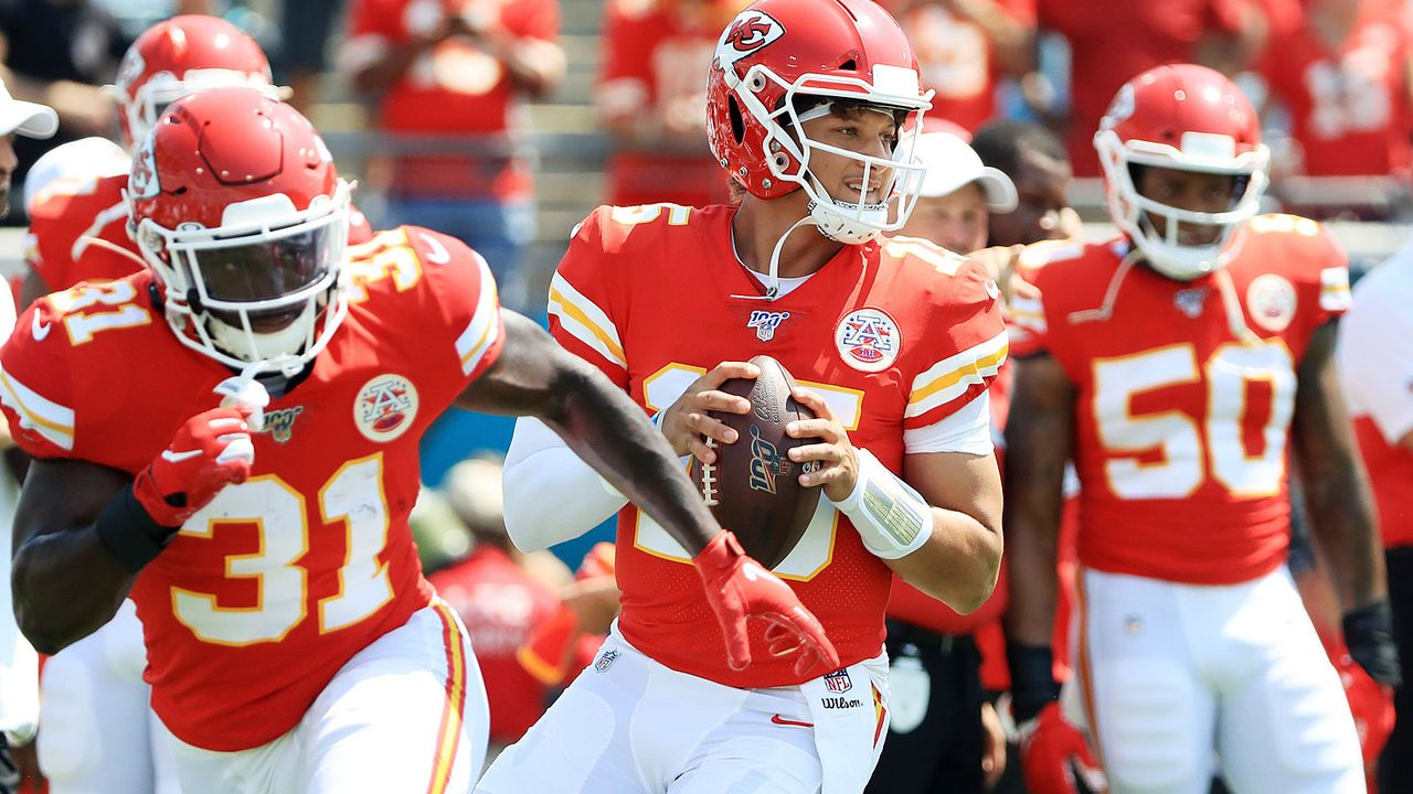 Platz 2: Kansas City Chiefs - Bildquelle: 2019 Getty Images