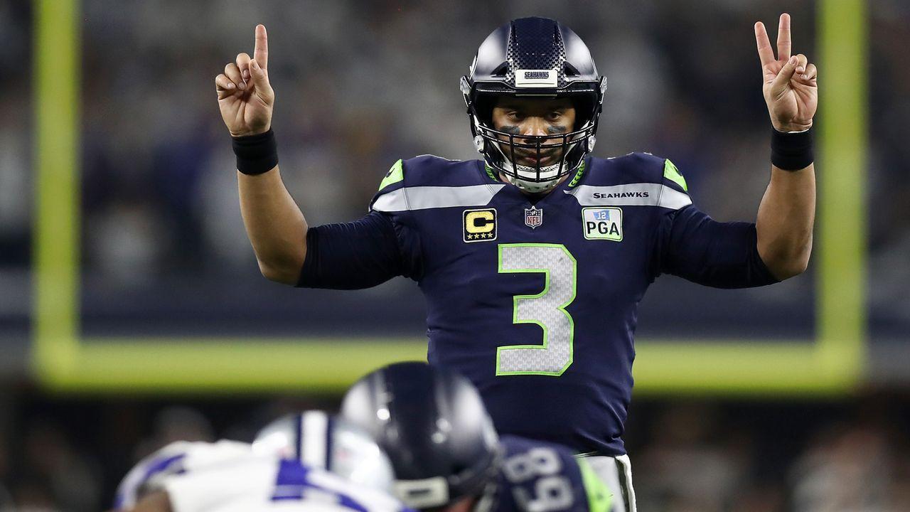 Seattle Seahawks - Bildquelle: 2019 Getty Images