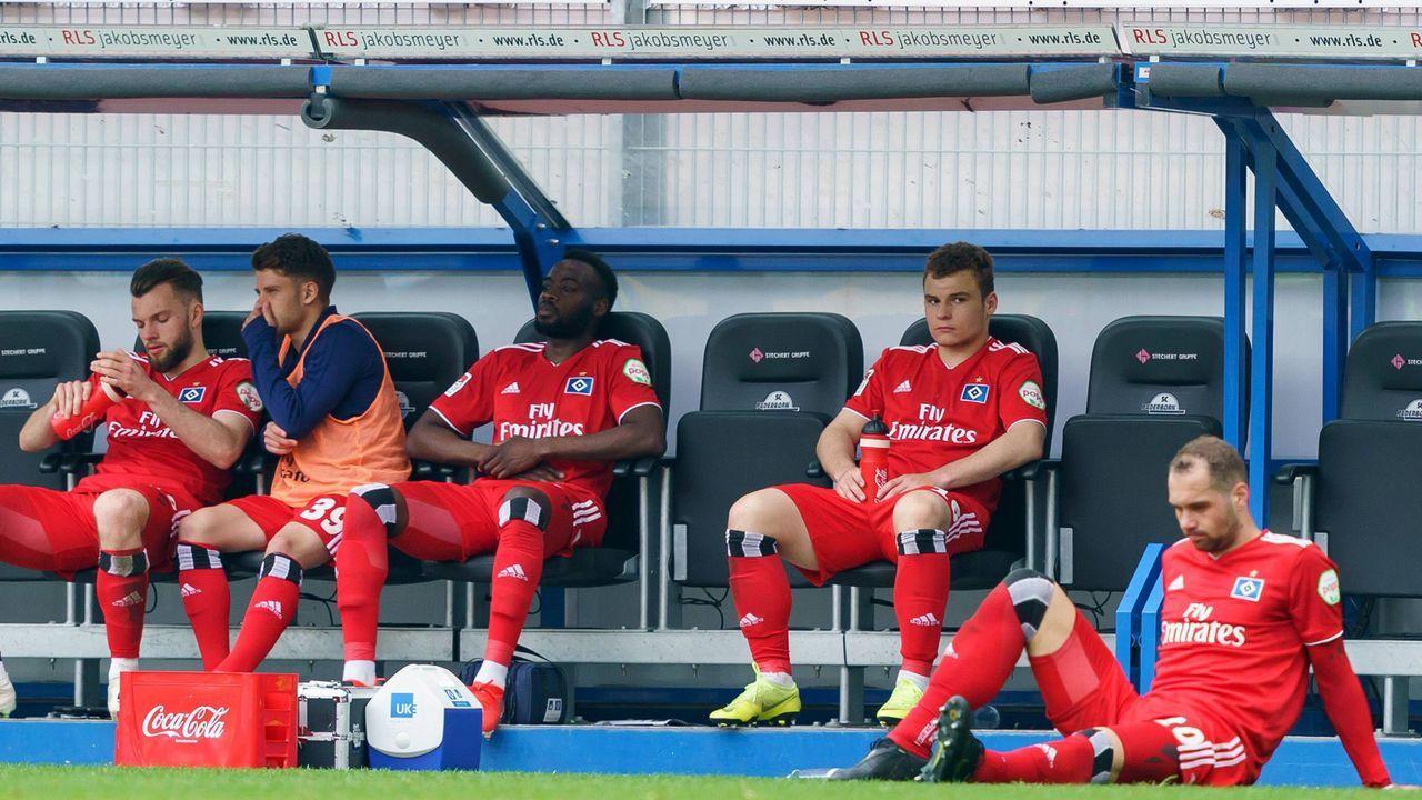 Chemnitzer FC - Hamburger SV - Bildquelle: imago
