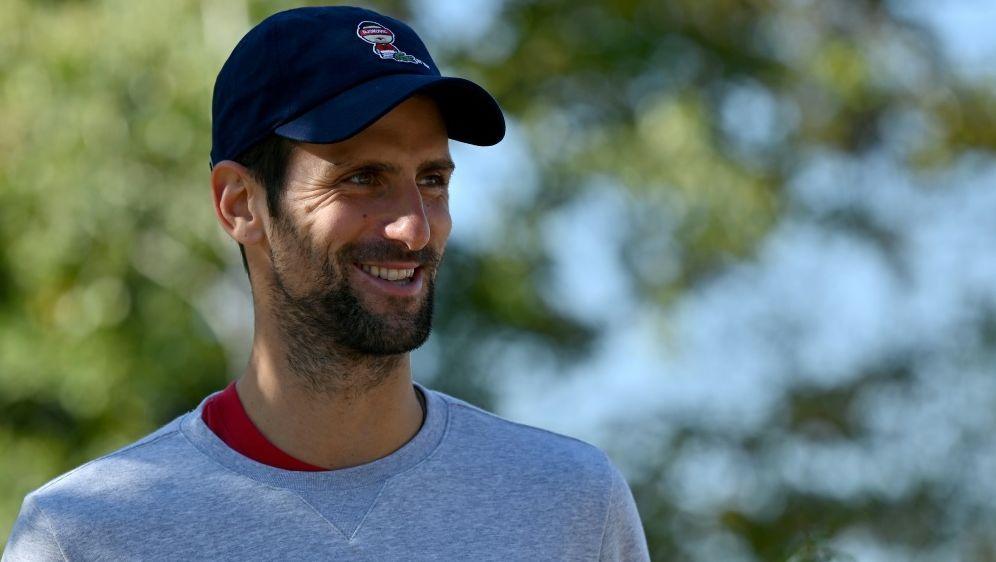 Novak Djokovic hat noch immer große Ziele - Bildquelle: AFPSIDANDREJ ISAKOVIC