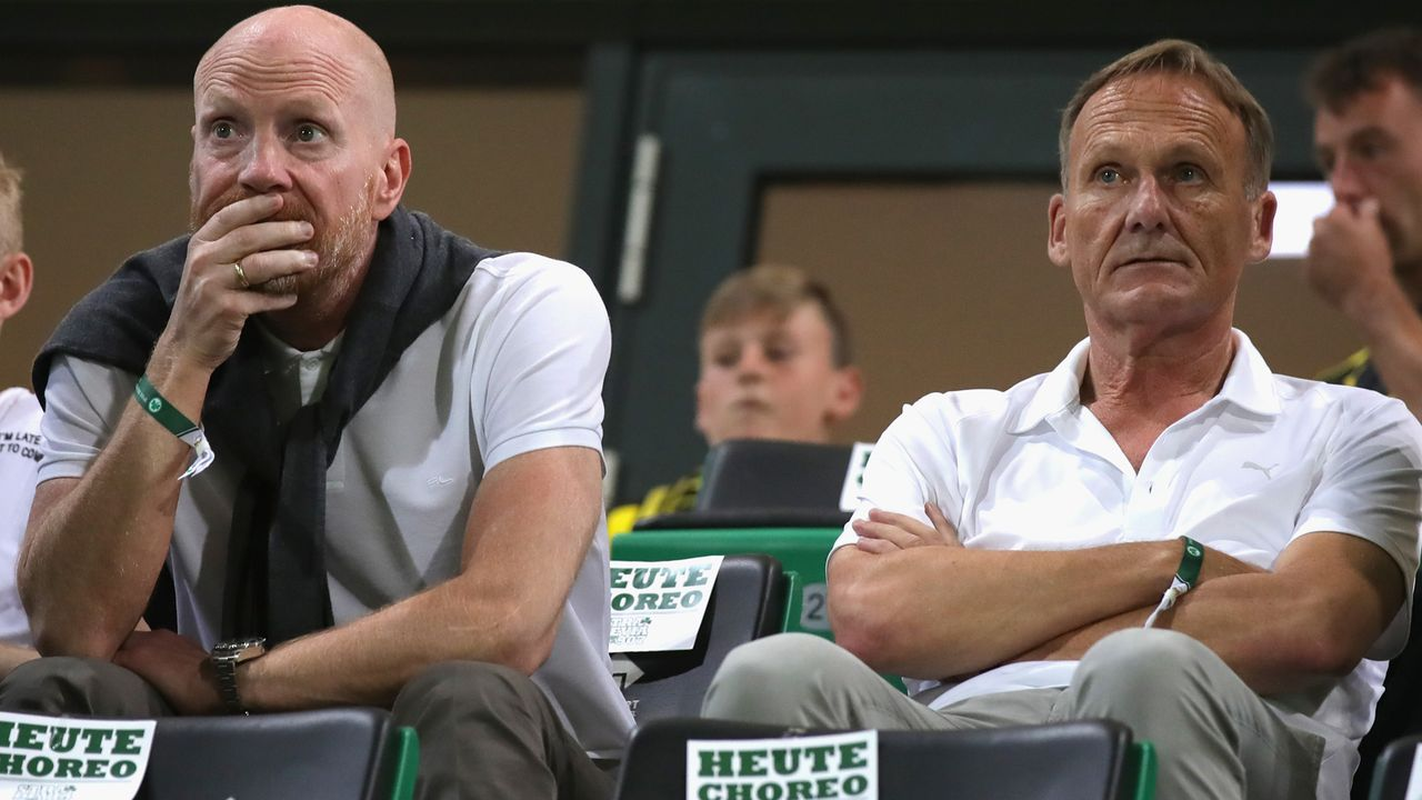 Matthias Sammer (Borussia Dortmund, Berater des Managements) - Bildquelle: 2018 Getty Images