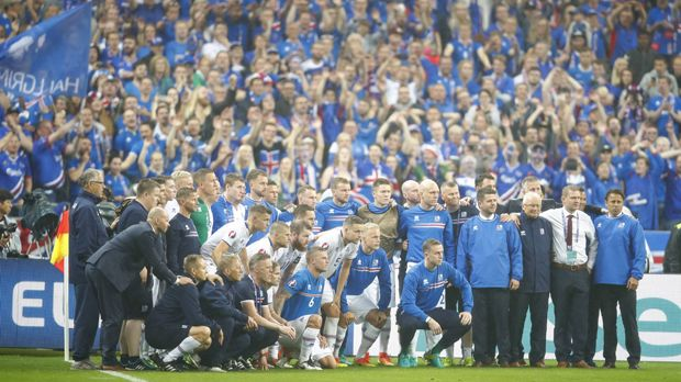 Frankreich vs. Island - Bildquelle: imago/ActionPictures