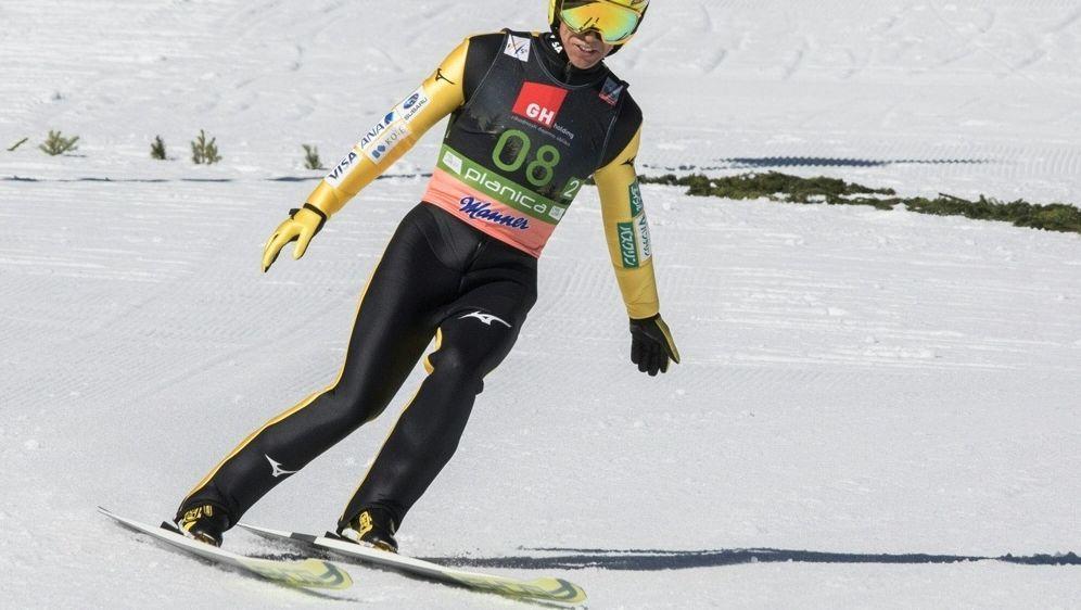 Noriaki Kasai steht im Aufgebot für den Weltcup-Auftakt - Bildquelle: PIXATHLONPIXATHLONSID