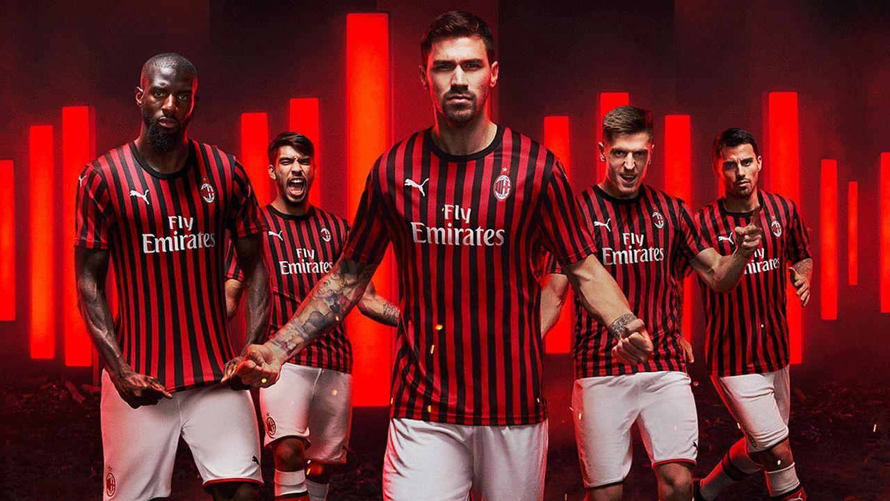 AC Mailand - Bildquelle: twitter@acmilan