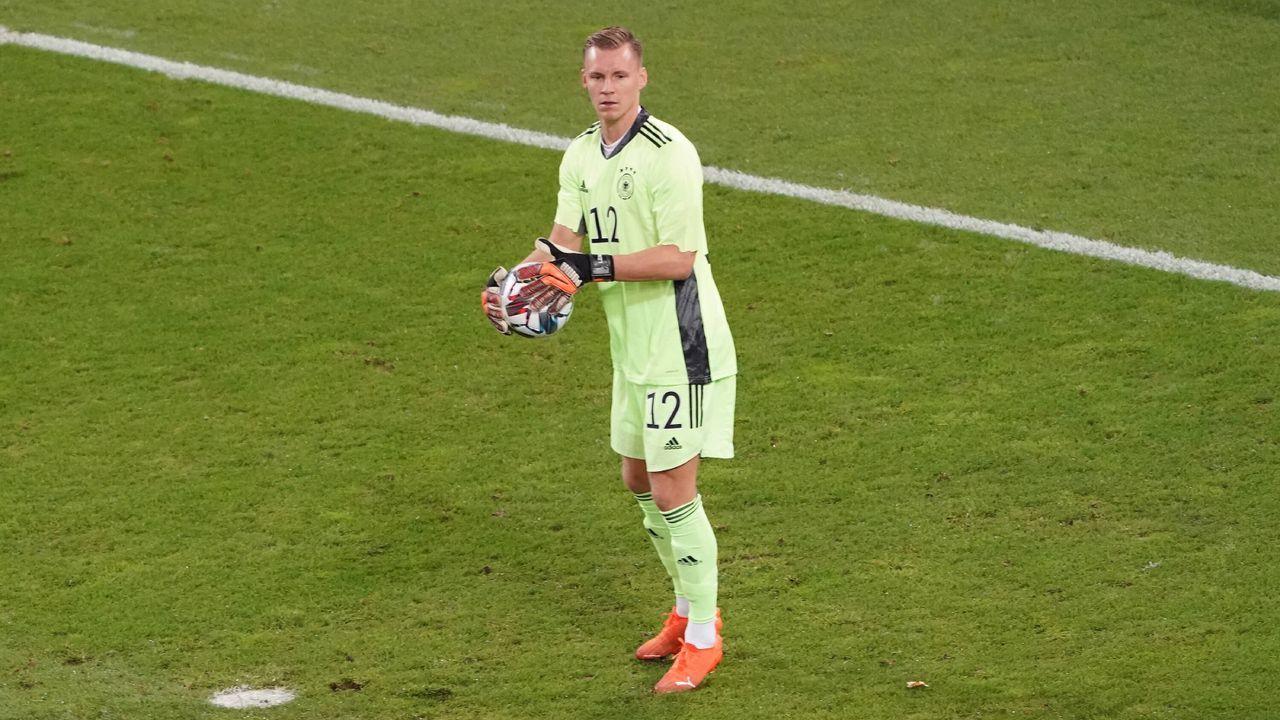 Tor: Bernd Leno (FC Arsenal) - Bildquelle: Imago
