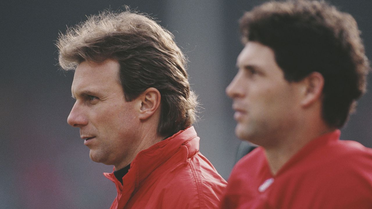 Joe Montana (San Francisco 49ers) - Bildquelle: Getty Images