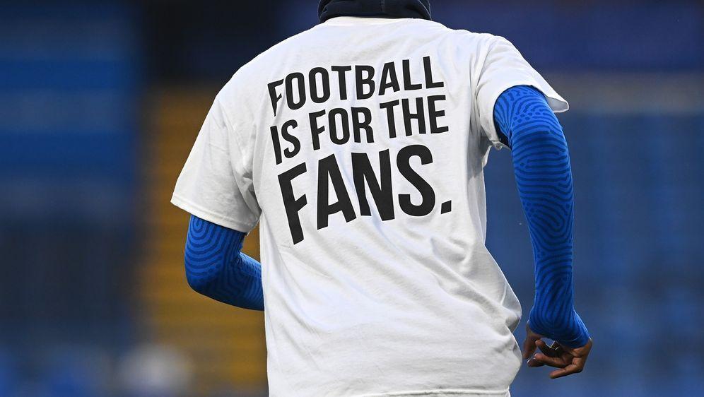 Der Aufschrei der Fans war wichtig, um die Super League zu verhindern - Bildquelle: 2021 Getty Images