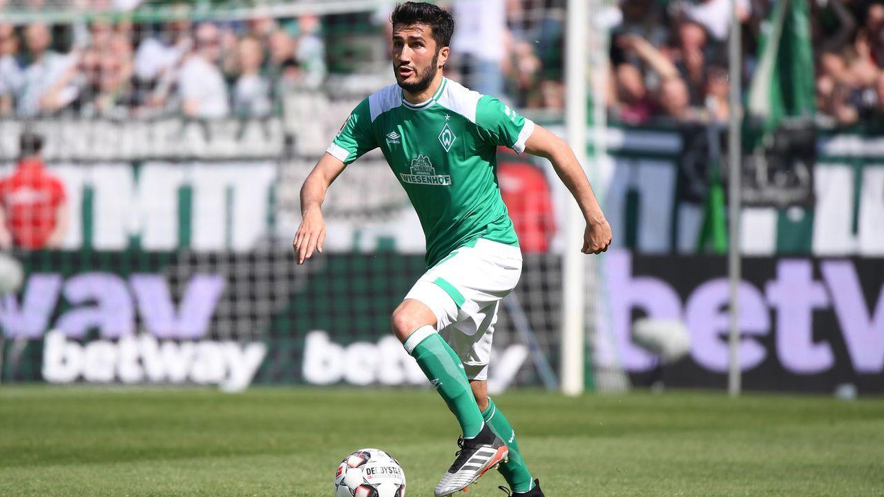 Nuri Sahin (SV Werder Bremen) - Bildquelle: 2019 Getty Images