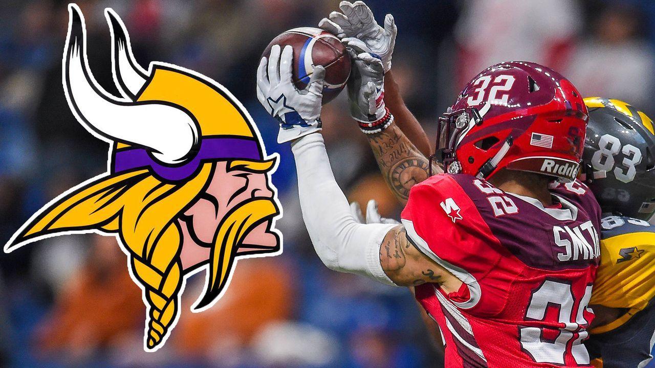 Minnesota Vikings - Bildquelle: imago