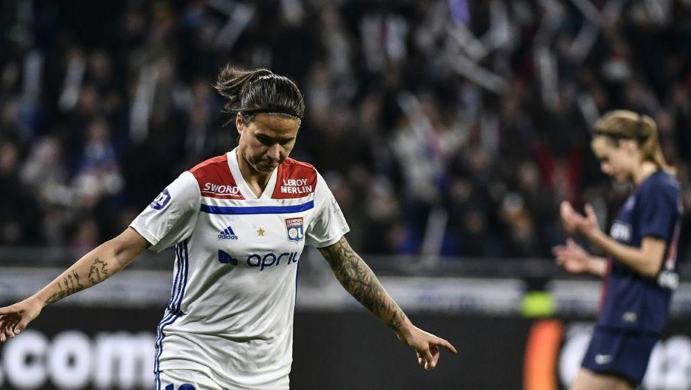 """Marozsan wieder """"Frankreichs Fußballerin des Jahres"""" - Bildquelle: AFPSIDJEFF PACHOUD"""