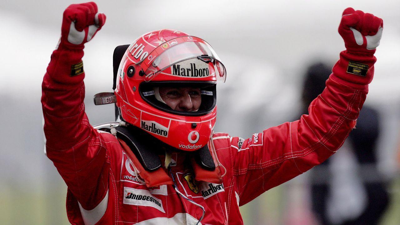 Die meisten Grand Prix-Siege - Bildquelle: 2006 Getty Images