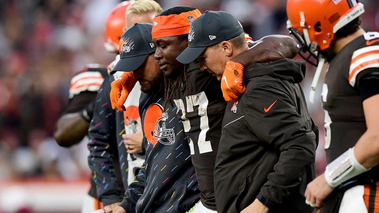 Kareem Hunt (Cleveland Browns)  - Bildquelle: getty
