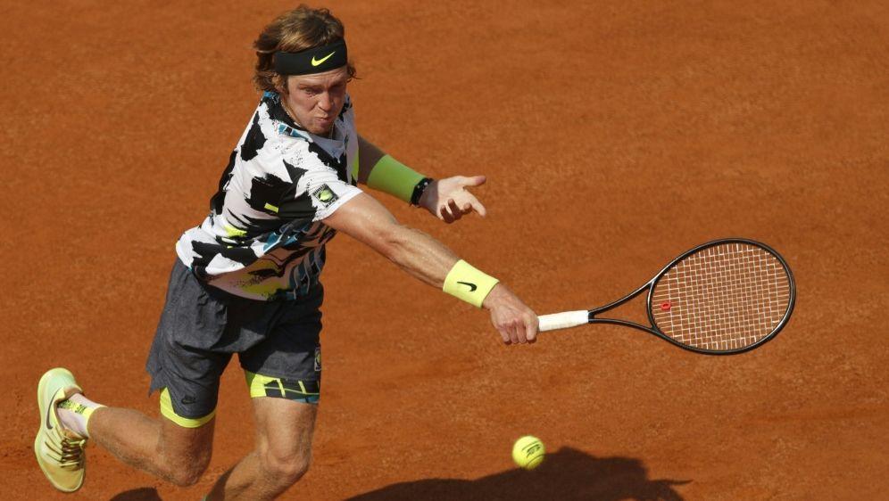 Rublew gewinnt das Tennisturnier am Hamburger Rothenbaum - Bildquelle: POOLAFPSIDCLIVE BRUNSKILL
