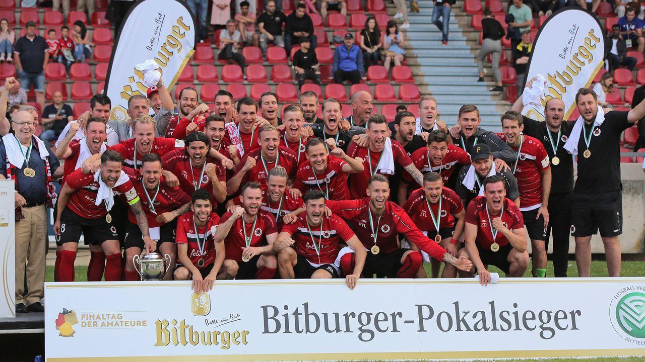 Viktoria Köln (4. Liga) - Bildquelle: imago/Jürgen Schwarz