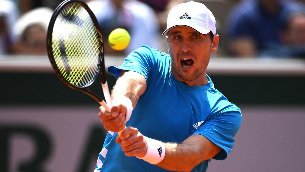Mischa Zverev scheidet in Newport im Viertelfinale aus - Bildquelle: Getty Images