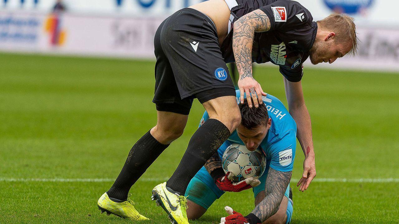 Pro 1. FC Heidenheim: Defensivbollwerk - Bildquelle: Getty Images