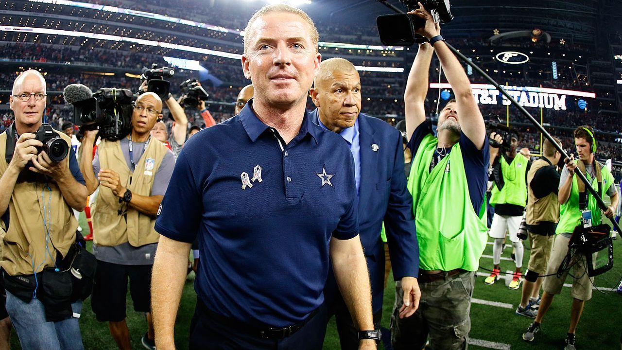 Zukunft von Head Coach Garrett in der Schwebe? - Bildquelle: 2017 Getty Images