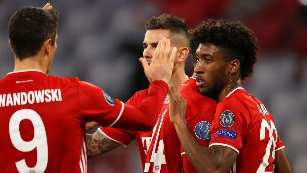 Der FC Bayern München spielt zum Auftakt gegen Atletico Madrid. - Bildquelle: 2020 Getty Images