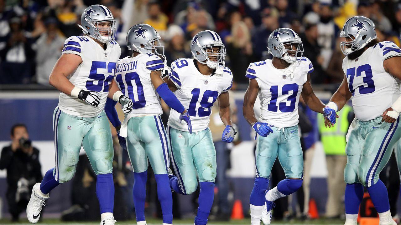 Platz 2 (geteilt): Dallas Cowboys - 35 Siege - Bildquelle: Getty Images