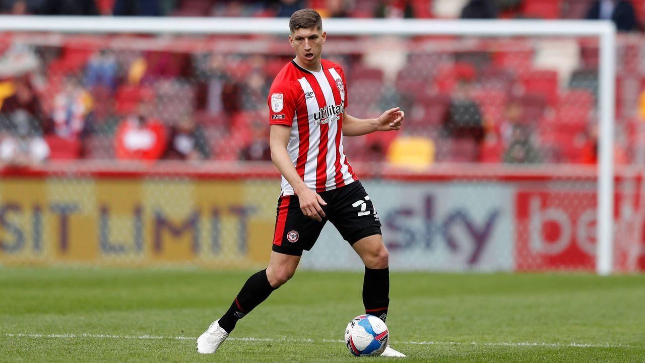 Vitaly Janelt (Brentfort FC) - Bildquelle: imago images/Action Plus