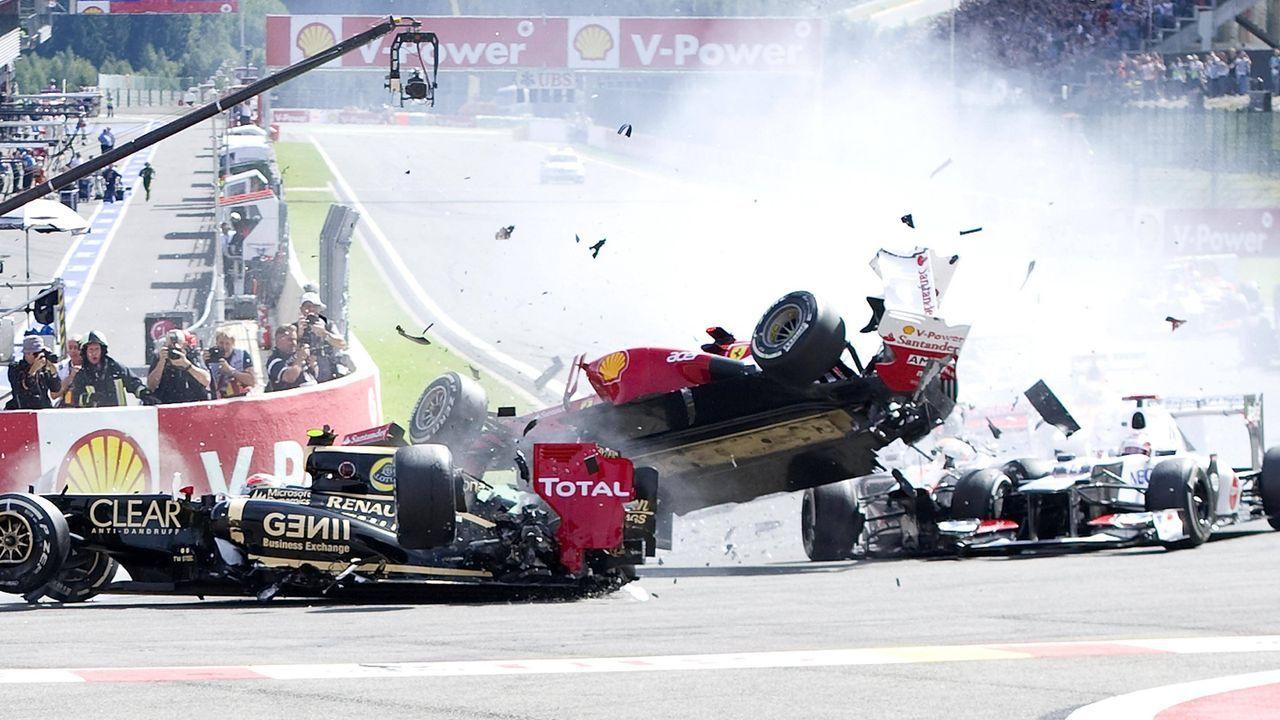 Formel 1: Fernando Alonsos spektakuläre Karriere - Bildquelle: imago/Sven Simon