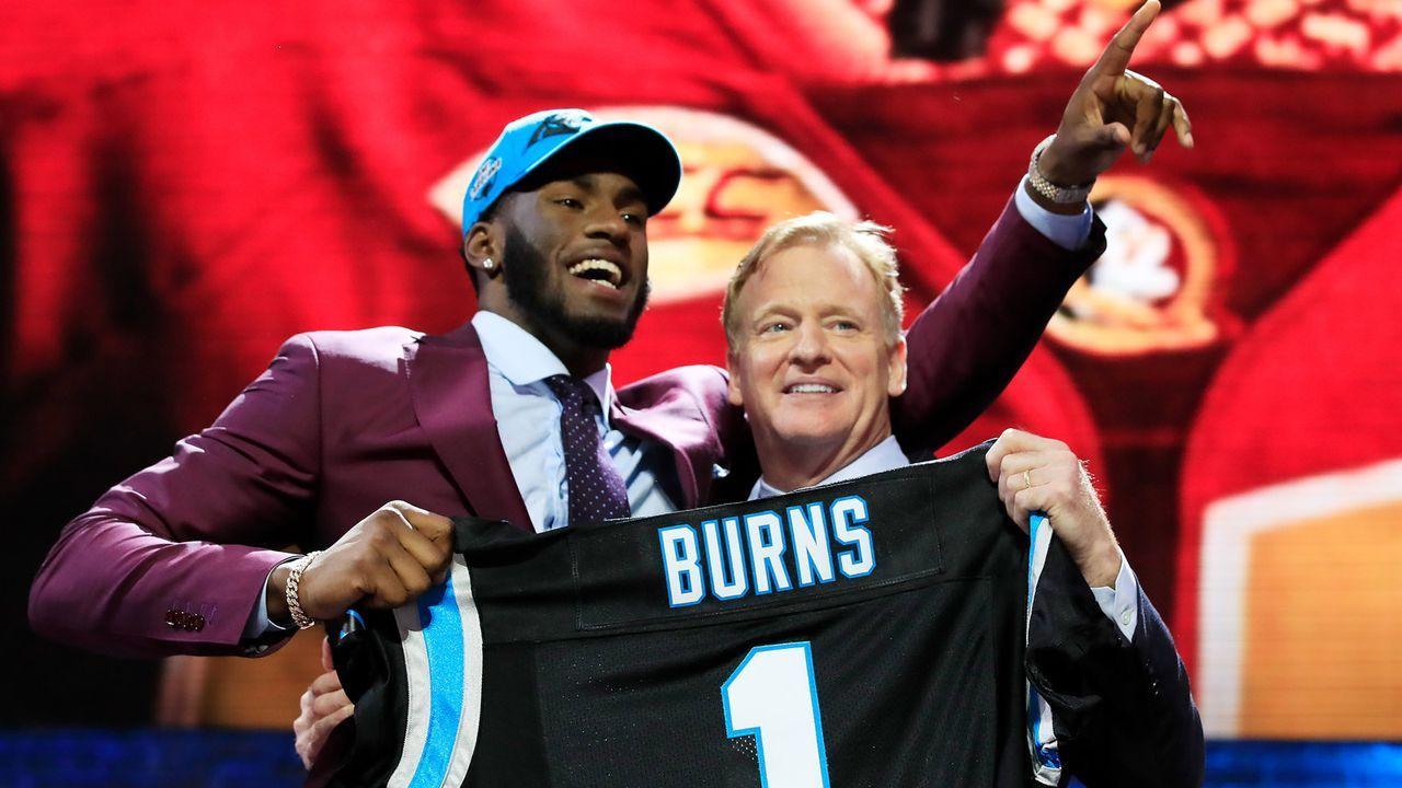 Draft Pick 16: Carolina Panthers - Bildquelle: 2018 Getty Images
