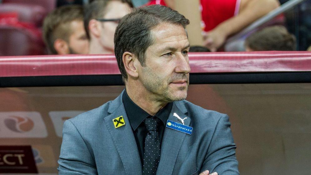 Franco Foda ist seit 2017 Nationaltrainer Österreichs - Bildquelle: FIROFIROSID