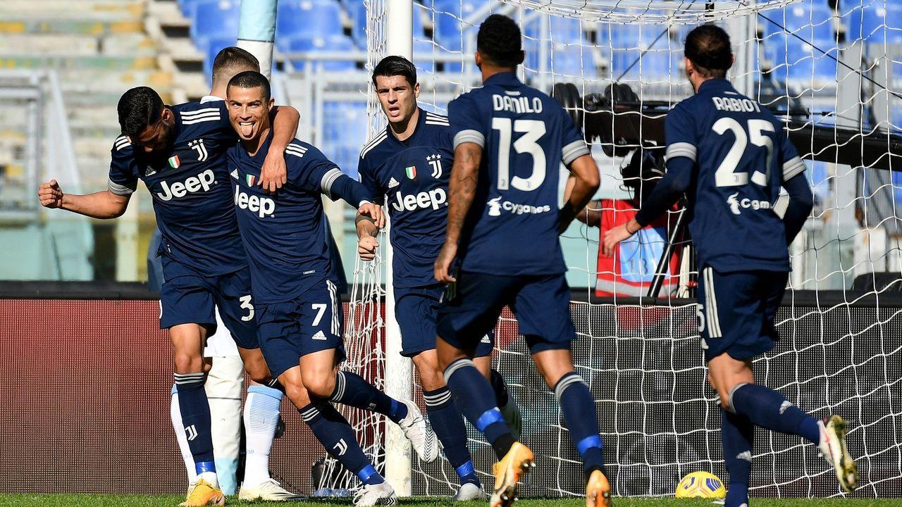 Platz 6: Juventus Turin - Bildquelle: getty