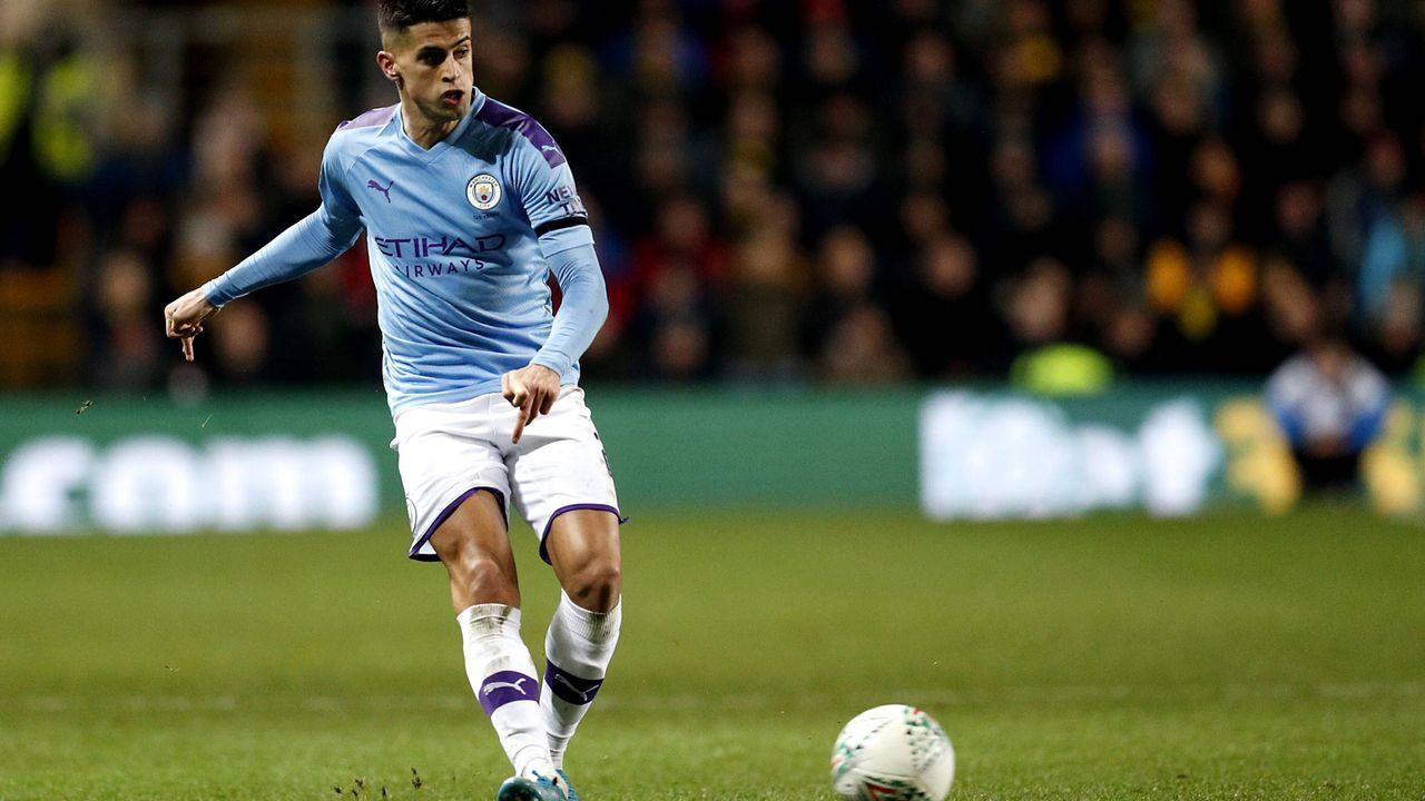 Joao Cancelo (Manchester City)  - Bildquelle: imago images/PA Images