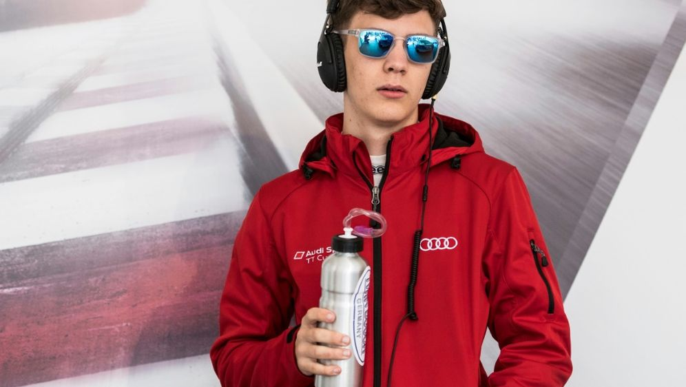 Fabian Vettel belegte in Zandvoort den dritten Platz - Bildquelle: PIXATHLONPIXATHLONSID